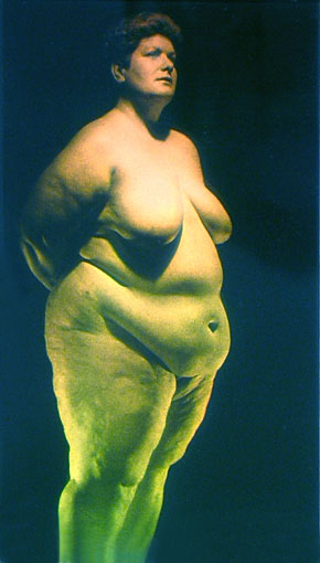 Venus of Willendorf resurrected 100 years