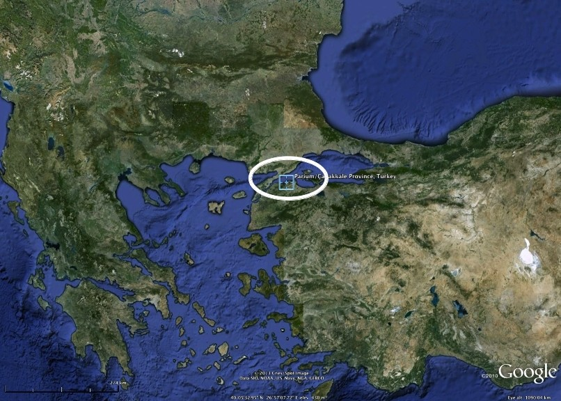 Parium of Hellespont