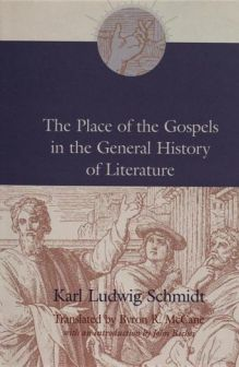 The Place of the Gospels in the General History of Literature