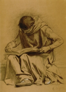 Cabanel-Monk-Reading-the-Bible