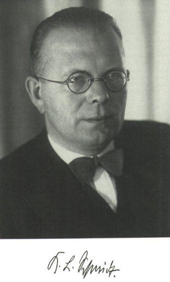 Karl Ludwig Schmidt
