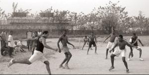 Nigeria's Street Football: http://www.bbc.co.uk/news/world-africa-15257141